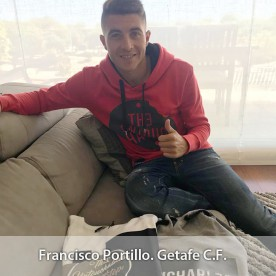 Francisco Portillo. Getafe