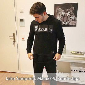 Jairo Samperio. Mainz 05