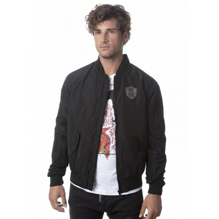 BOMBER LION BLACK