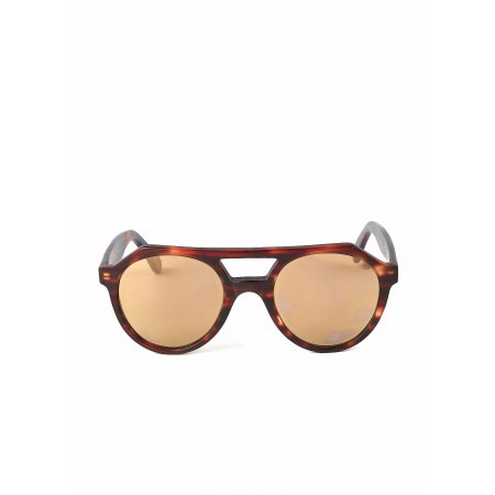 SUNGLASS WOODY BROWN