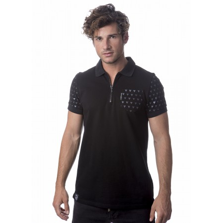 POLO TECHNIC BLACK