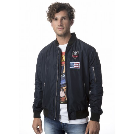 BOMBER AVIATOR NAVY BLUE