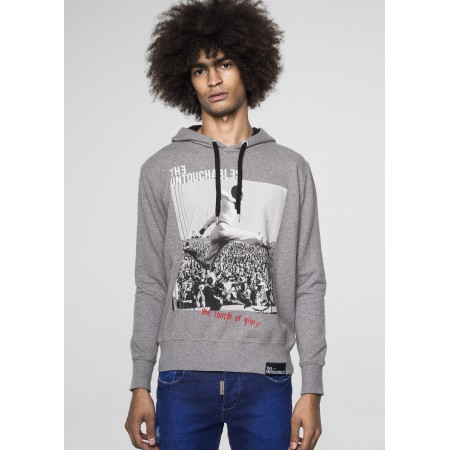 SWEAT JUMP VINT GREY