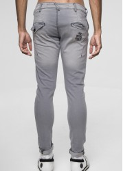 JULEN YIRO LY DENIM GREY