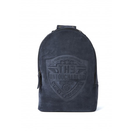 URBAN BAG SUEDE BLUE