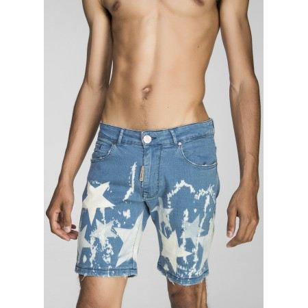 SHORT STAR DENIM